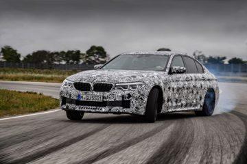 Nouvelle BMW M5 2017