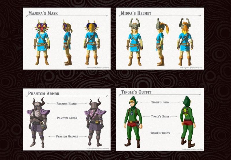 Breath of the Wild, choix des doublages et détails du DLC — Zelda