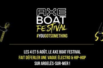 Axe-Boat-Festival