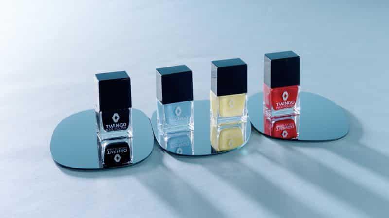 Renault Twingo Nail Polish, le vernis à ongle pour femmes actives