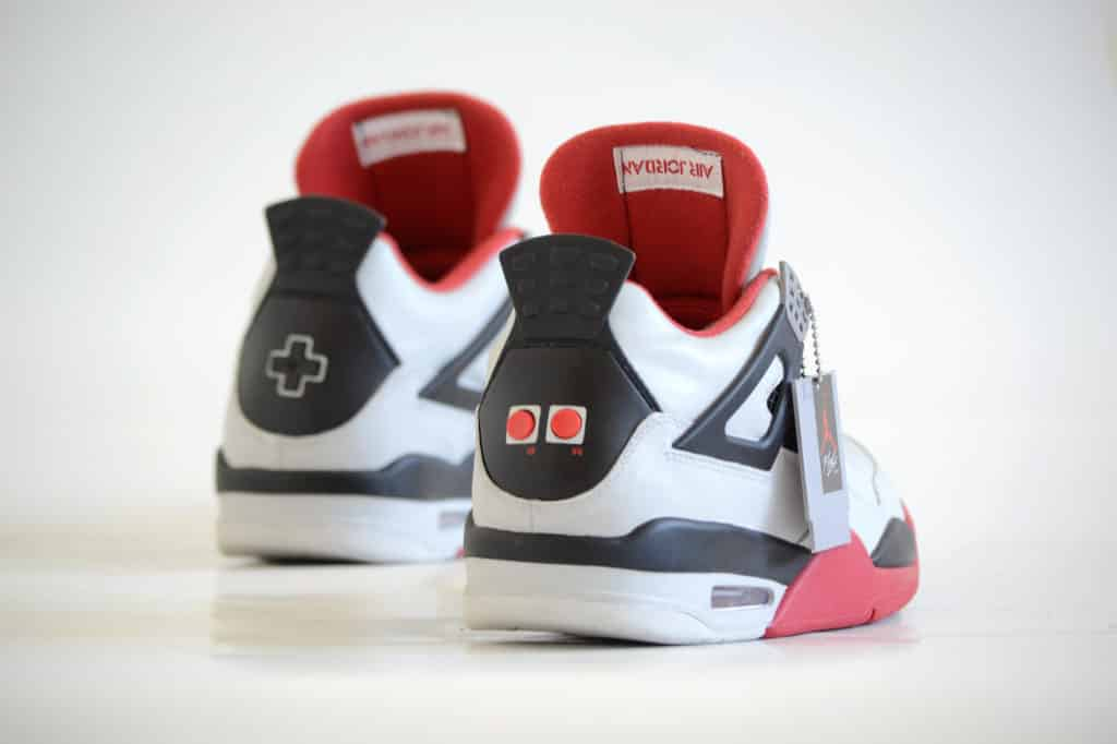 Air Jordan Nintendo NES