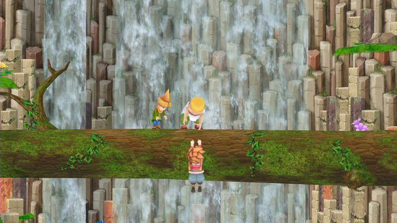 Square Enix officialise le remake 3D de Secret of Mana