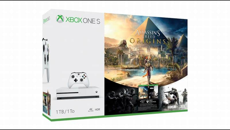 Bundle XBox Assassin Creed Origins