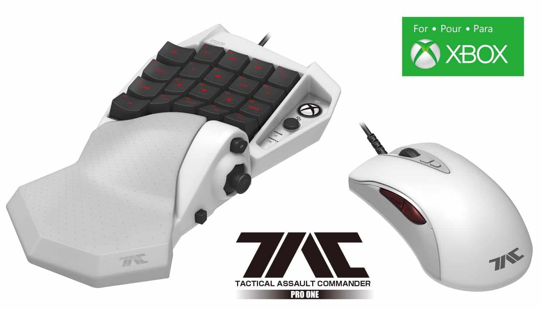 Hori clavier souris Xbox One