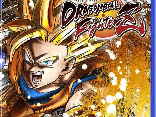 DBZ FighterZ Cover