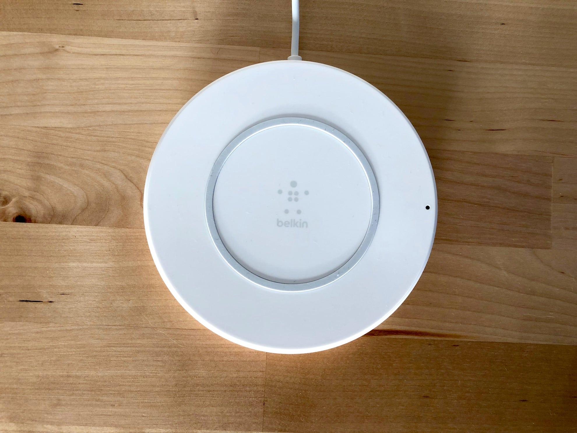 test du chargeur induction belkin boostup pour iphone thm magazine. Black Bedroom Furniture Sets. Home Design Ideas
