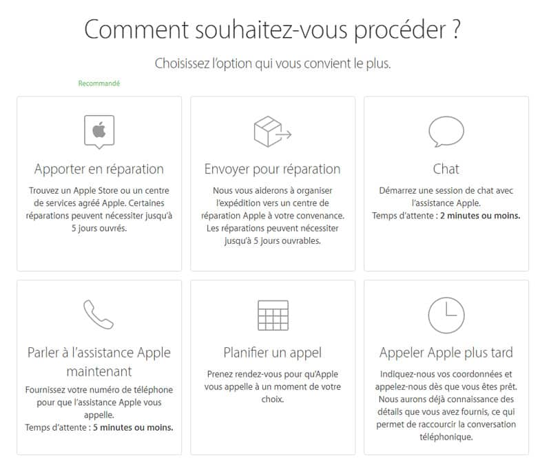 Apple a épuisé ses stocks de batteries d'iPhone 6 Plus