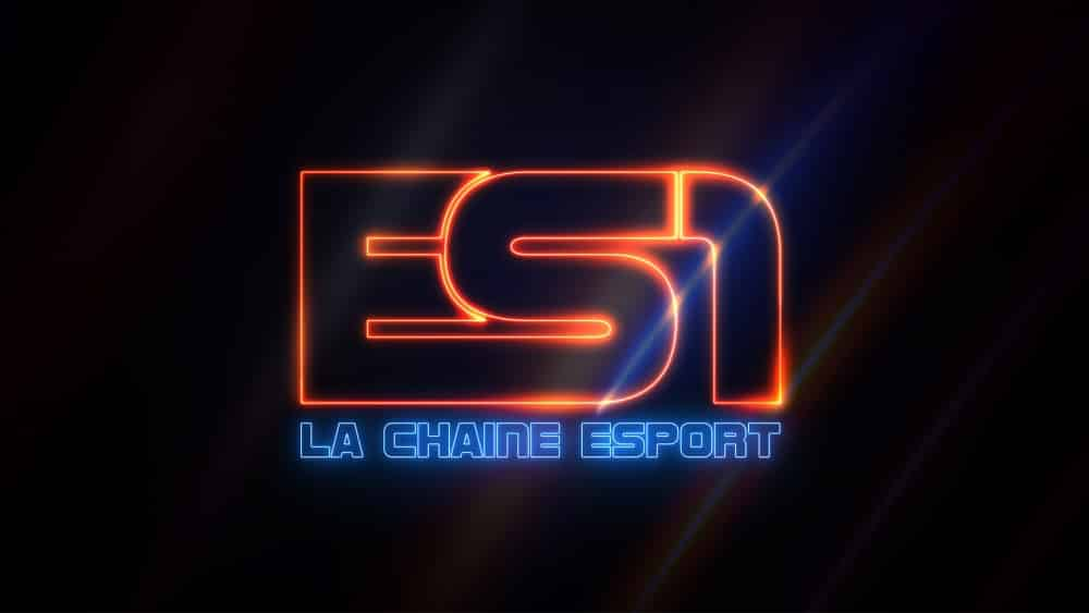Lancement de la chaîne eSport ES1 aujourd'hui !