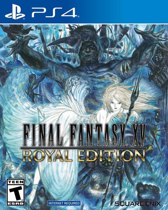 Final Fantasy XV Royal Edition : le jeu avec DLC et nouveautés