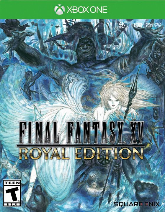 Royal Edition annoncé, la version PC datée — Final Fantasy XV