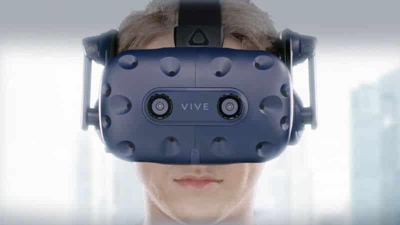 CES 2018 : HTC lancera son casque de réalité virtuelle Vive 2