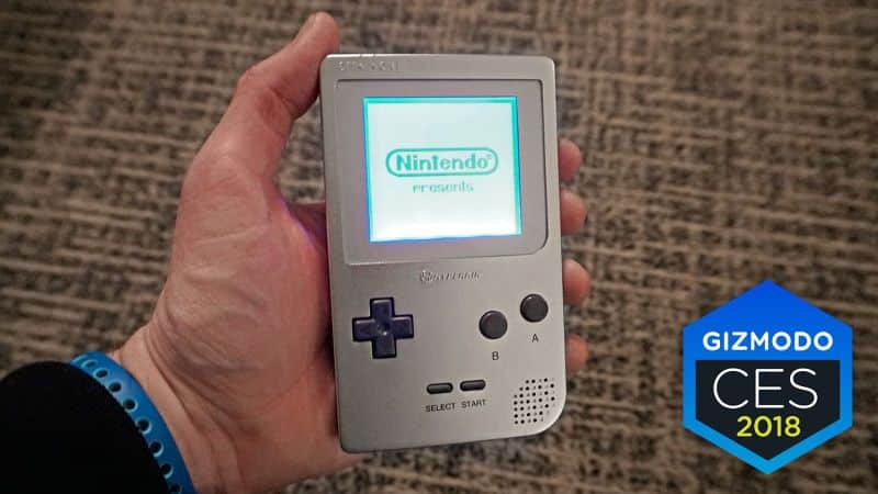 Hyperkin Ultra Game Boy