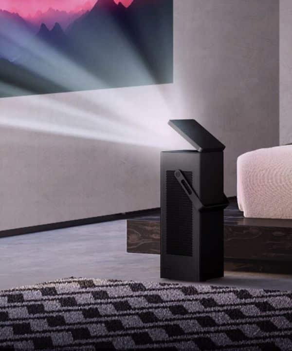 CES 2018 - LG annonce un vidéoprojecteur 4K