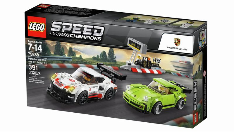 lego speed champions les porsche 911 rsr turbo 3 0 et 919 hybrid en approche thm magazine. Black Bedroom Furniture Sets. Home Design Ideas