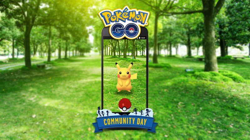 Kyogre arrive, un événement communautaire annoncé — Pokemon Go