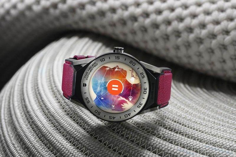 Tag Heuer : deux nouvelles montres connectées