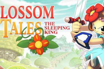 Test Blossom Tales Nintendo Switch