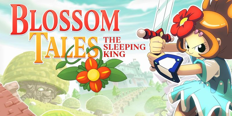 Test Blossom Tales Nintendo Switch