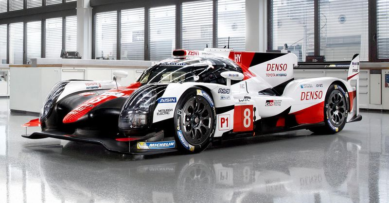 toyota gazoo racing fernando alonso aux 24h du mans 2018 thm magazine. Black Bedroom Furniture Sets. Home Design Ideas