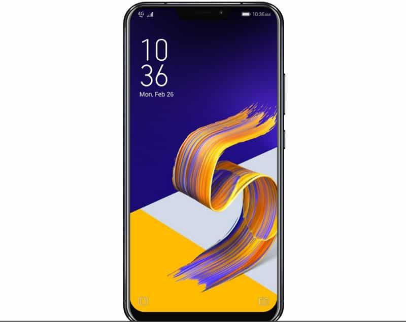 MWC 2018 : ASUS dévoile sa série de smartphones ZenFone 5