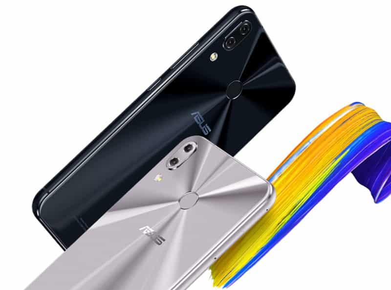 MWC 2018 - Asus présente ses Zenfone 5