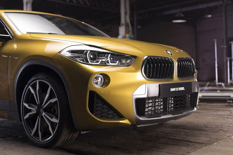 BMW X2 Rebel Edition