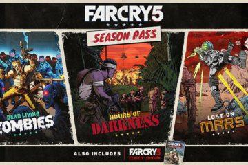 Far Cry 5 Cover