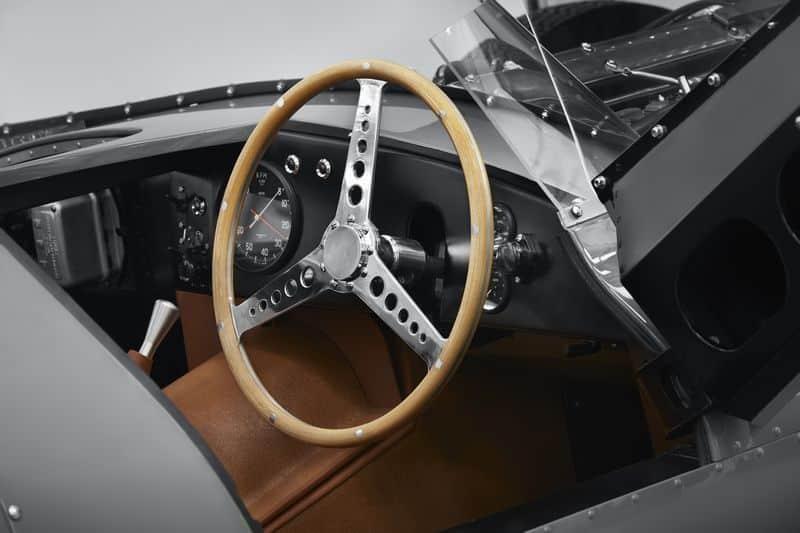Jaguar Type D 2018
