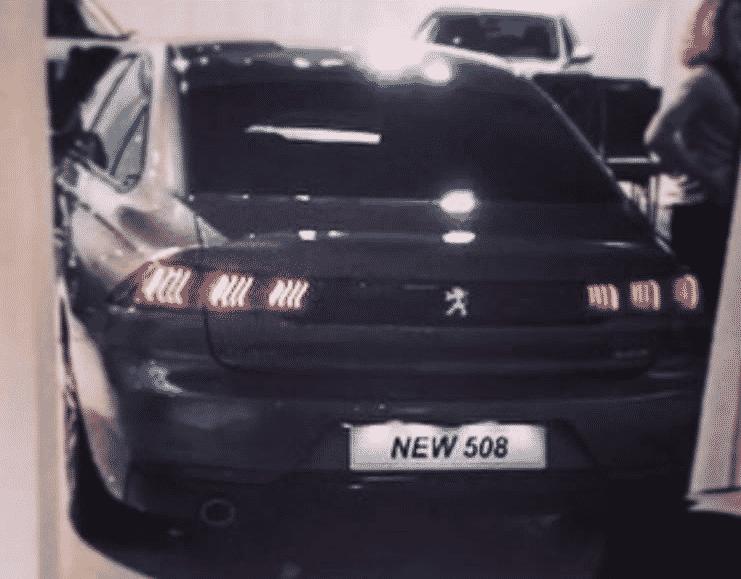 Peugeot dévoile la nouvelle 508 — Salon de Genève