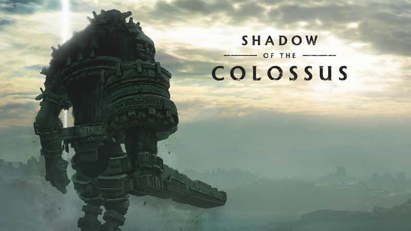 Test Shadow Colossus PS4