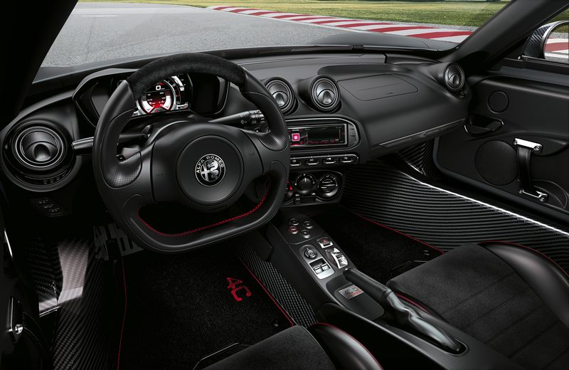Alfa Romeo Giulia et Stelvio : une série limitée Nürburgring Edition