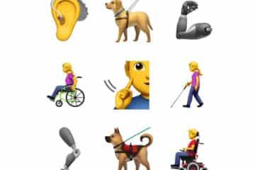 Apple-emoji-handicap