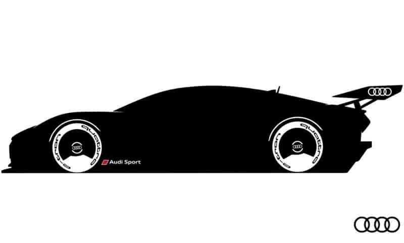 Audi Sport Vision Gran Turismo