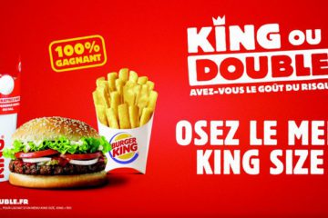 Burger King Double jeu
