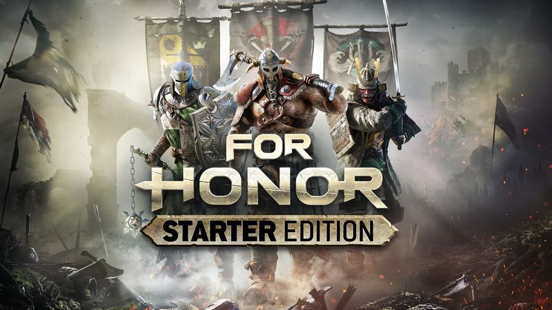 La Starter Edition est disponible sur PC — For Honor