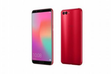 Honor View 10 Rouge