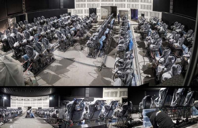 Futuroscope Sebastien Loeb VR5D