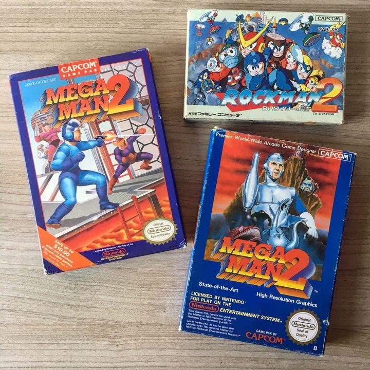 Megaman 2 test