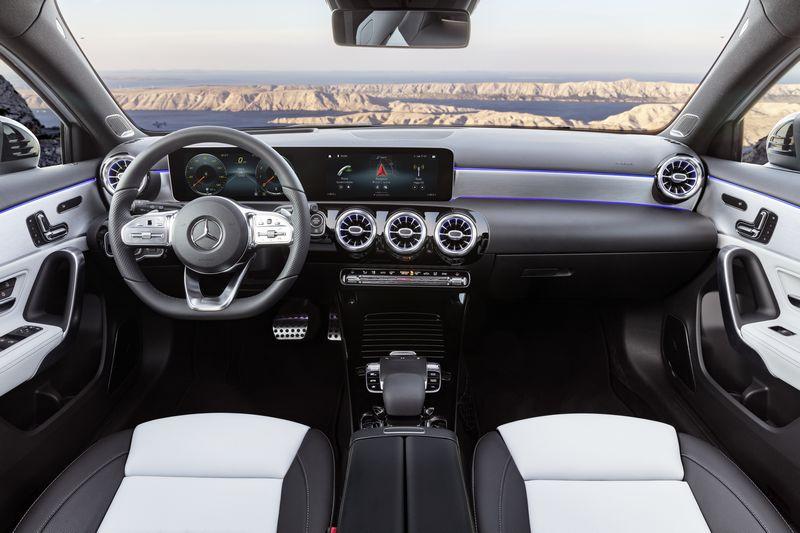 Tous Les Prix De La Nouvelle Mercedes Classe A 2018 Thm