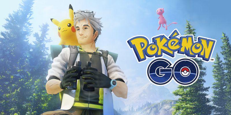 De nouveaux Pokémon légendaires arrivent — Pokémon Go