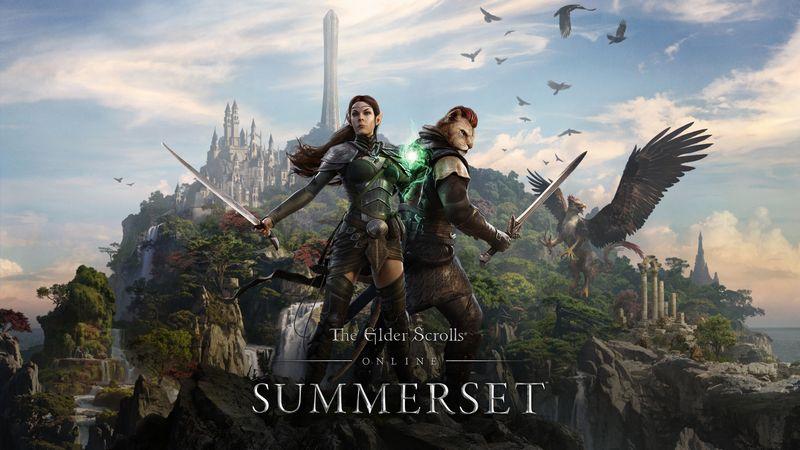 The Elder Scrolls Online s'étend avec Summerset