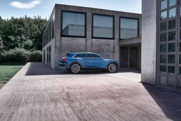 Audi SUV etron 2018