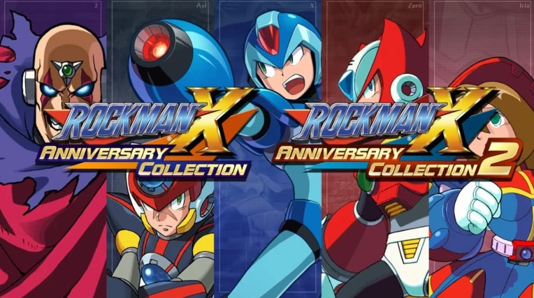 Mega Man X Legacy Collection 1&2 se datent sur Xbox One