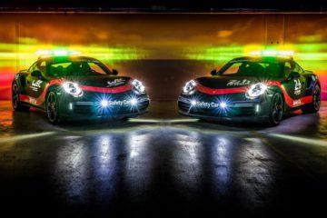 Porsche 911 Safety Car WEC