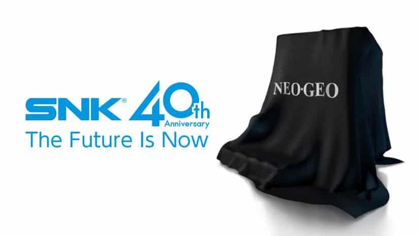 Le retour d'une grande console — Neo Geo Mini