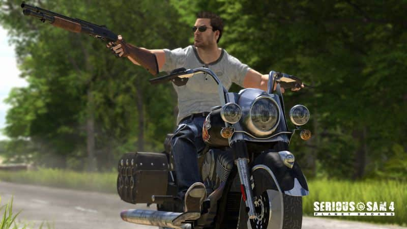 Serious Sam 4: Planet Badass officiellement annoncé