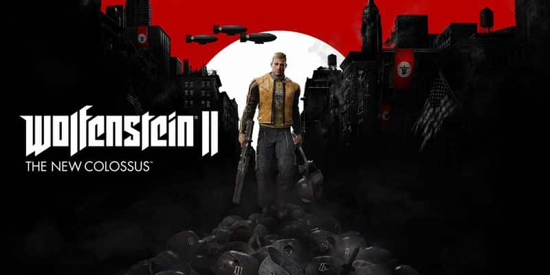 Wolfenstein gameplay Nintendo Switch