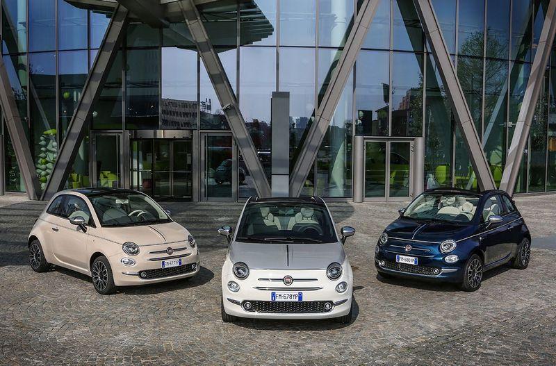 Fiat a produit 2 millions de Fiat 500