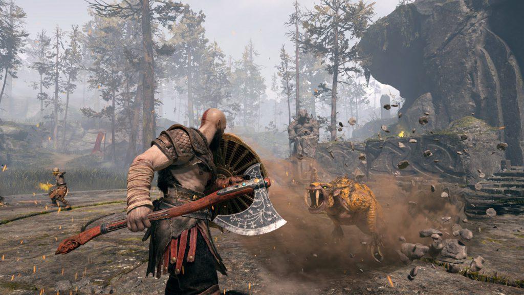 GOW_Battle