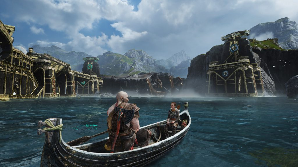 GOW_Boat_Exploration